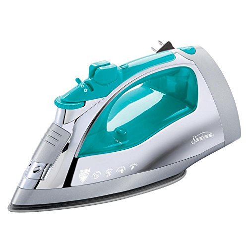 how to clean sunbeam steam master iron
