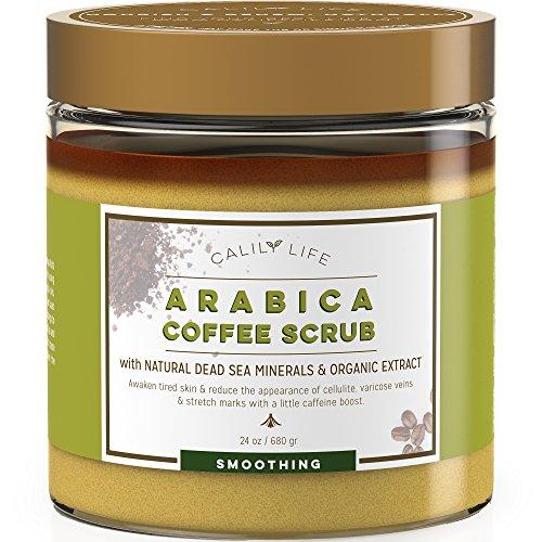 Calily Life Organic Anti Aging Retinol Serum With Dead Sea
