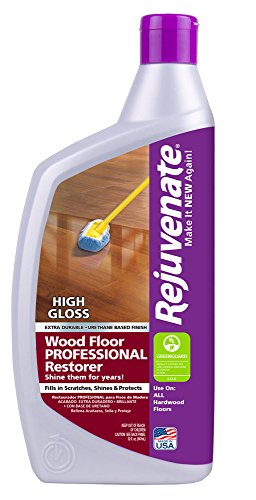 Rejuvenate Shine Refresher And Protection Cleans Shines Newer Wood Laminate Linoleum