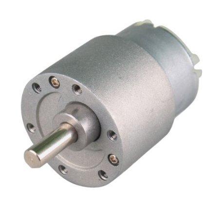 37mm 24V DC 300RPM Replacement Torque Gear Box Motor
